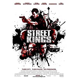 Sided Movie Poster 27 X 40 Keanu Reeves Action: Posters & Prints