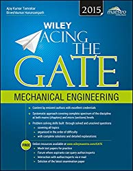 Wiley Acing the GATE Mechanical Engineering (WIND)