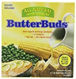 ButterBuds Butter Flavored Mix, 4-Ounce Boxes (Pack of 12)