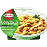 Hormel Compleats Pasta Primavera with Chicken, 10-Ounce (Pack of 6)