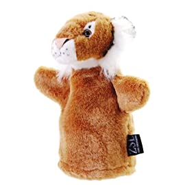ZSL Tiger Hand Puppet