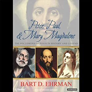 Peter, Paul, and Mary Magdalene Audiobook