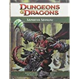 Dungeons & Dragons Monster Manual: Roleplaying Game Core Rules, 4th Edition ~ Mike Mearls