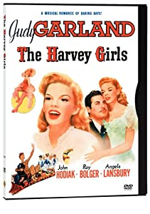 "Cover of ""The Harvey Girls"""