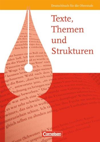 Texte, Themen und Strukturen - Allgemeine Ausgabe: Texte, Themen und Strukturen hier kaufen