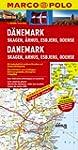 MARCO POLO Karte D�nemark, Skagen, Ar...