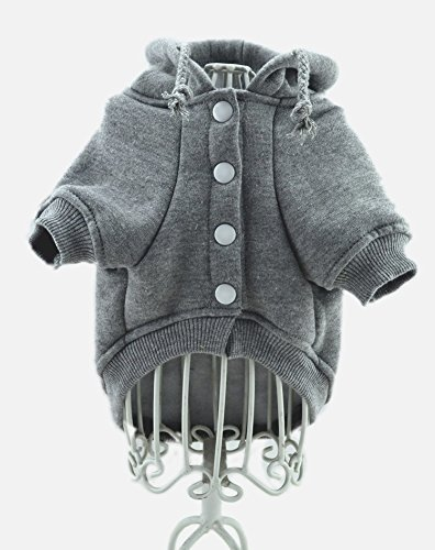 pet-lesor-kleiner-hund-pullover-hund-warme-kapuzen-pocket-coat-grau-no2-chest12-neck8
