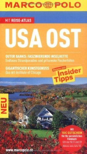 MARCO POLO Reiseführer USA Ost: Reisen mit Insider-Tipps.