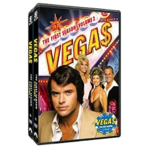 Vega$, Season 1 starring Tony Curtis.