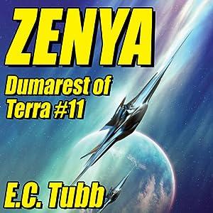 Zenya Dumarest of Terra: #11 Audiobook
