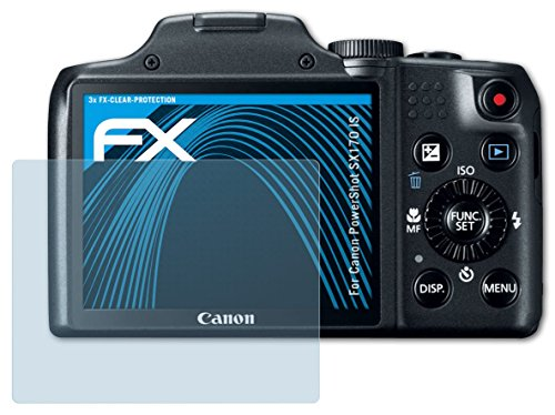 3-x-atfolix-film-protection-decran-canon-powershot-sx170-is-protecteur-decran-fx-clear-ultra-claire