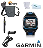 Garmin Forerunner 920XT Black/Blue Watch Bundle