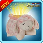 Pillow Pets Dream Lite Prayer Lamb