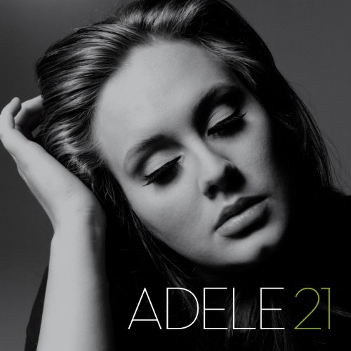 21 by Adele album cover