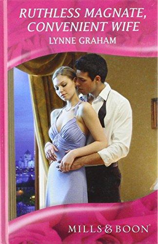 ruthless-magnate-convenient-wife-mills-boon-hardback-romance