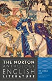 Stephen Greenblatt The Norton Anthology of English Literature: Middle Ages v. A