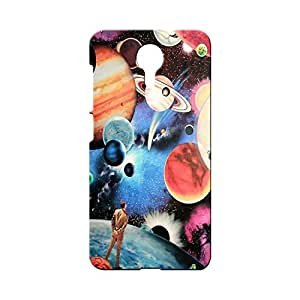 BLUEDIO Designer Printed Back case cover for Micromax Canvas E313 - G2037