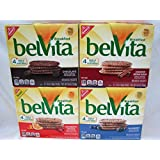 Nabisco Belvita Breakfast Biscuits Variety - 4 Items