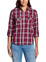 Pepe Jeans London Camisa Mujer Mimi (Granate)