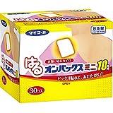 はるオンパックス 貼るカイロ ミニサイズ 30個入 箱【日本製】