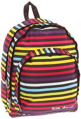 little marcel ring sac dos multicolore. Black Bedroom Furniture Sets. Home Design Ideas