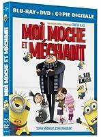 Moi, moche et méchant [Combo Blu-ray + DVD + Copie digitale]
