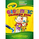 2 X Crayola Gigantic 130 Page A4 Colouring Book