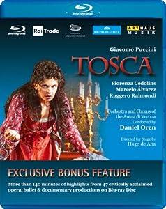 Puccini Tosca Blu-ray 2011 by ARTHAUS