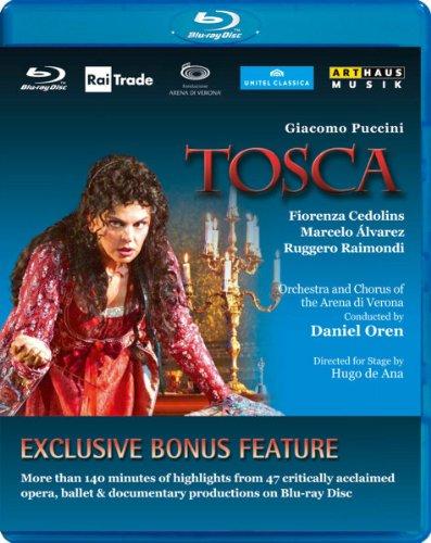 Tosca - Puccini - Blu Ray