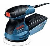 Bosch GEX125-1AE 125mm 220-Volt Random Orbit Sander (Color: Blue)