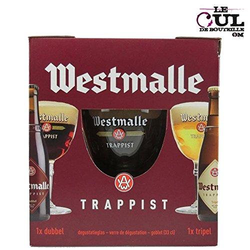 coffret-biere-westmalle-2-bouteilles-33cl-1-verre-westmalle-biere-belge-de-labbaye-de-westmalle