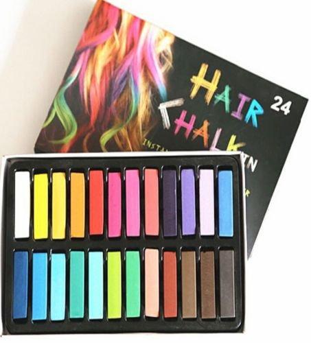 24-craie-couleur-de-cheveux-temporaire-cheveux-teinture-gants-et-cape-inclus