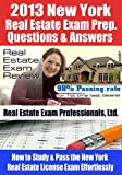 51URsHKzHmL. SL160 2012 New York Real Estate Exam Prep Questions and Answers How to Study and Pass the New York Real Estate License Exam Effortlessly [BUY NOW]