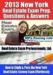 2013 New York Real Estate Exam Prep Q...
