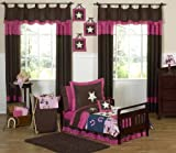 Western Horse Cowgirl Toddler Bedding 5 pc Set