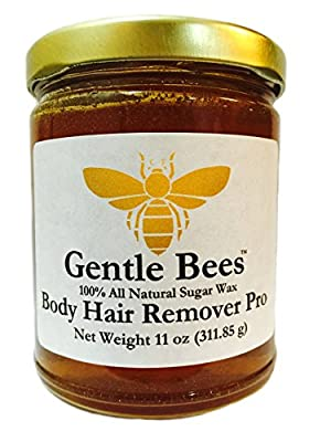Best Cheap Deal for Gentle Bees Body Hair Remover Pro, Sugar Wax by Frohne - Free 2 Day Shipping Available