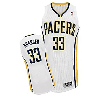 Danny Granger Indiana Pacers White NBA Youth Revolution 30 Swingman Jersey by adidas