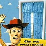 Toy Story Drapes