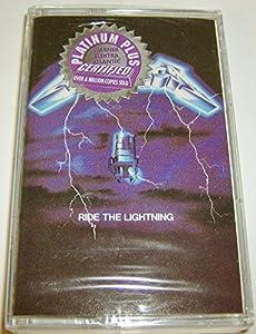 Ride the Lightning [Musikkassette]