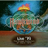 Live &#39;74par Hawkwind