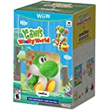 Yoshi's Woolly World + Yarn Yoshi amiibo - Wii U