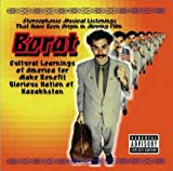 Borat: Stereophonic Musical Listenings That Have Been Origin In Moving Film [Explicit]