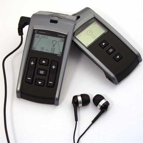 Comfort Contego Personal Amplifier W/ Headphone & Earphone