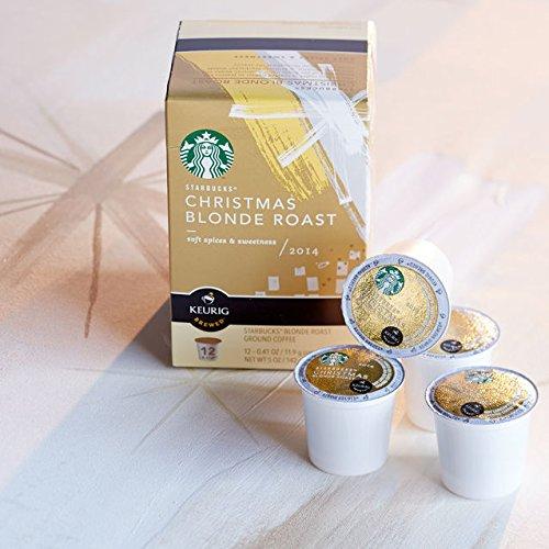 Starbucks Christmas Blend K Cups