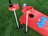 JDT Kaddy Elevated Drink Holders (Set of Two) - New name, same great product.