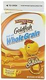 Pepperidge Farm Goldfish, made with Whole Grain Cheddar, 30-ounce carton