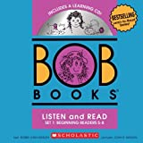BOB Books Set 1 Bind-up: Books #5-8 + CD (0545019192) by Maslen, Bobby Lynn