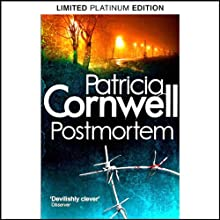 Postmortem: Kay Scarpetta, Book 1 Audiobook by Patricia Cornwell Narrated by Lindsay Crouse