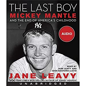 The Last Boy Audiobook