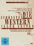 DVD Cover 'Die schönsten Western aller Zeiten - Sammlerbox [10 DVDs]